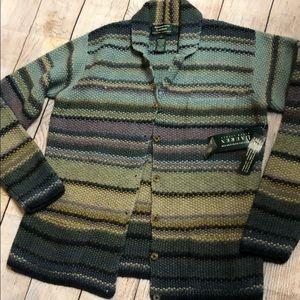 NWT Ralph Lauren exclusive hand knit sweater🌲🎁
